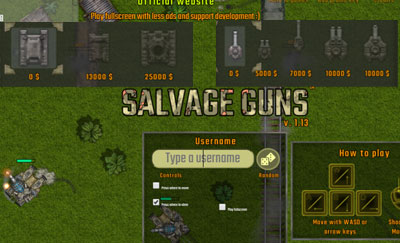 Salvage Guns .io