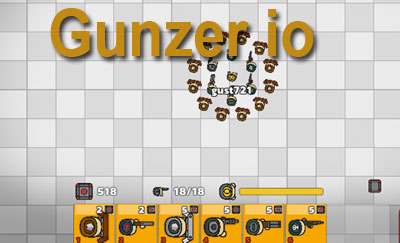 Gunzer io game
