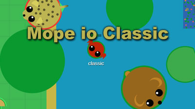 Old Mope io Classic