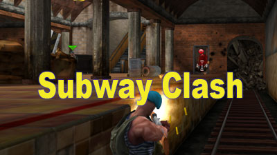 Subway Clash remaster