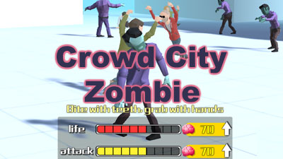 Crowd City Zombie